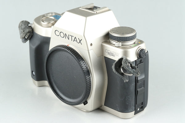 Contax Aria 70 Years Model 35mm SLR Film Camera #25972D2