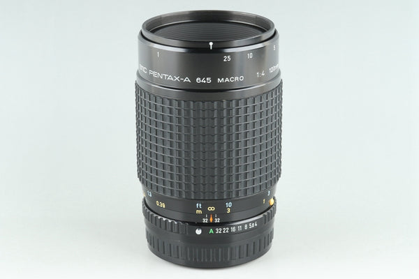 SMC Pentax-A 645 Macro 120mm F/4 Lens for Pentax 645 #26033H1
