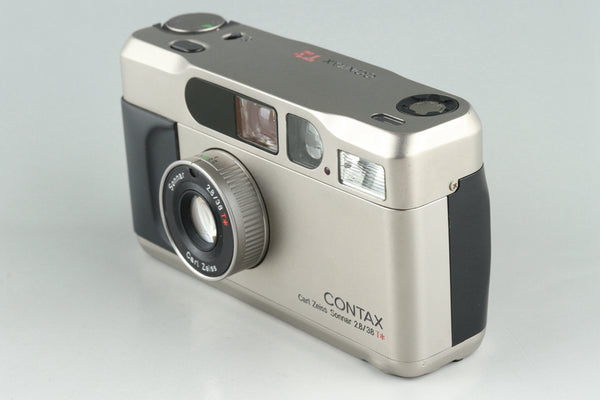 Contax T2 35mm Point & Shoot Film Camera #26046D1