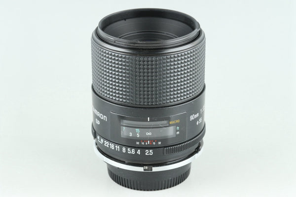 Tamron SP 90mm F/2.5 Lens for Nikon #26112F5