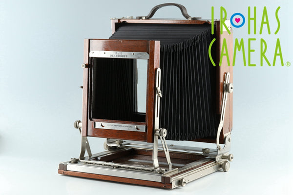 Deardorff 8x10 Wood Field Large Format Film Camera #26151