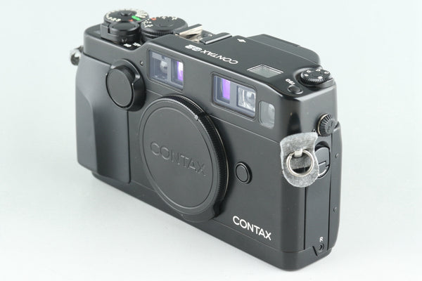 Contax G2 35mm Rangefinder Film Camera Black With Box #26158