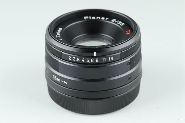 Contax Carl Zeiss Planar T* 35mm F/2 Lens for G1/G2 #26164A1
