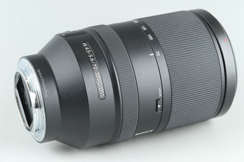 Sony FE 70-300mm F/4.5-5.6 G OSS Lens for Sony E #26174G4