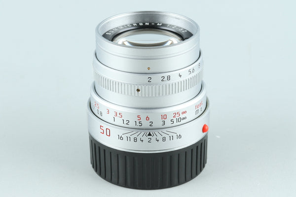 Leica Summicron-M 50mm F/2 E39 Lens for Leica M #26203C1