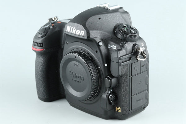 Nikon D850 Digital SLR Camera With Box *Shutter Count 269*#26205