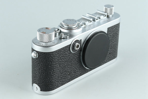 Leica Leitz If 35mm Rangefinder Film Camera #26225D2