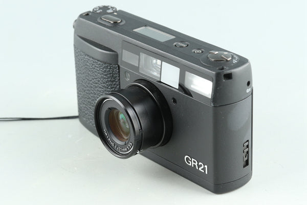 Ricoh GR21 35mm Point & Shoot Film Camera With Box #26230L8