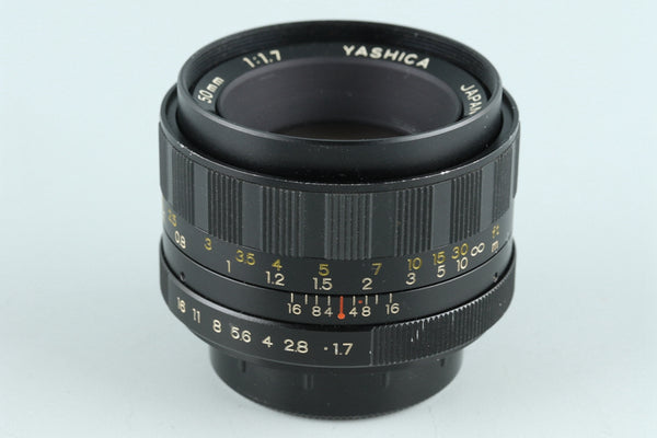 Yashica Auto Yashinon-DS 50mm F/1.7 Lens for M42 Mount #26254I1