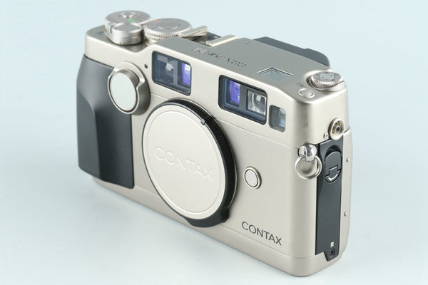 Contax G2 35mm Rangefinder Film Camera #26260I1