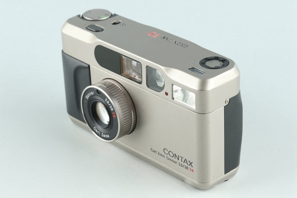 Contax T2 35mm Point & Shoot Film Camera With Box #26265