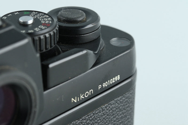 Nikon F3P HP 35mm SLR Film Camera #26274I1