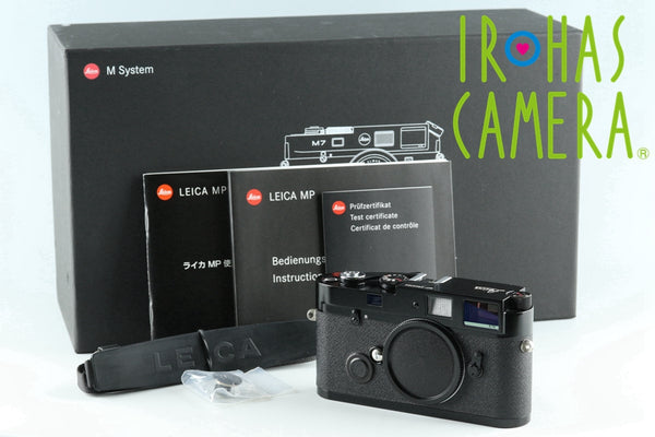 Leica MP 0.72 35mm Rangefinder Film Camera With Box #26322
