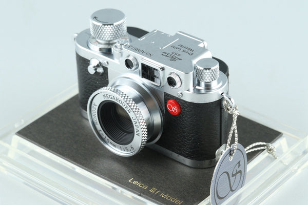 Sharan Leica IIIf Model Mini Classic Camera Collection With Box #26346F1