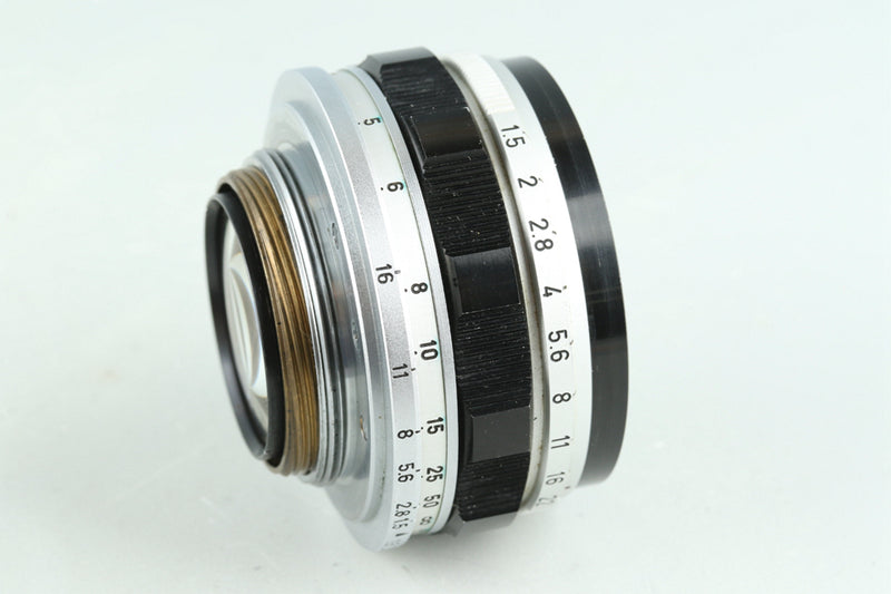 Canon 35mm F/1.5 Lens for Leica L39 #26362E6