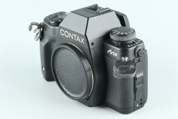 Contax Aria 35mm SLR Film Camera With Box #26396