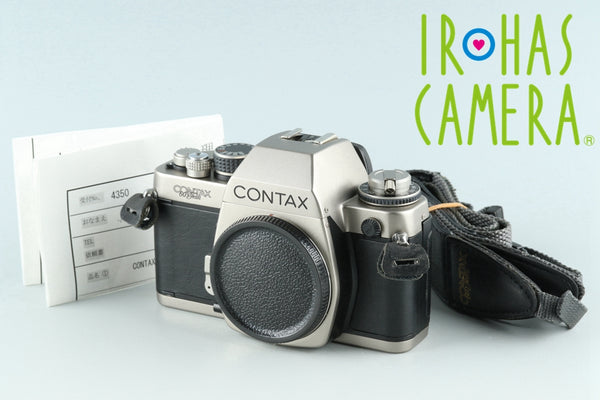 Contax S2 60 Years Model 35mm SLR Film Camera #26400D3