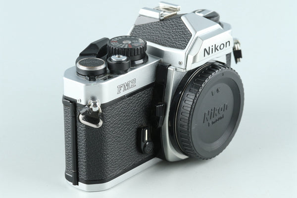 Nikon FM2 35mm SLR Film Camera #26407D2