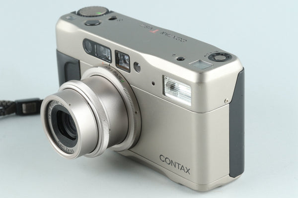 Contax T VS II 35mm Point & Shoot Film Camera #26411F1