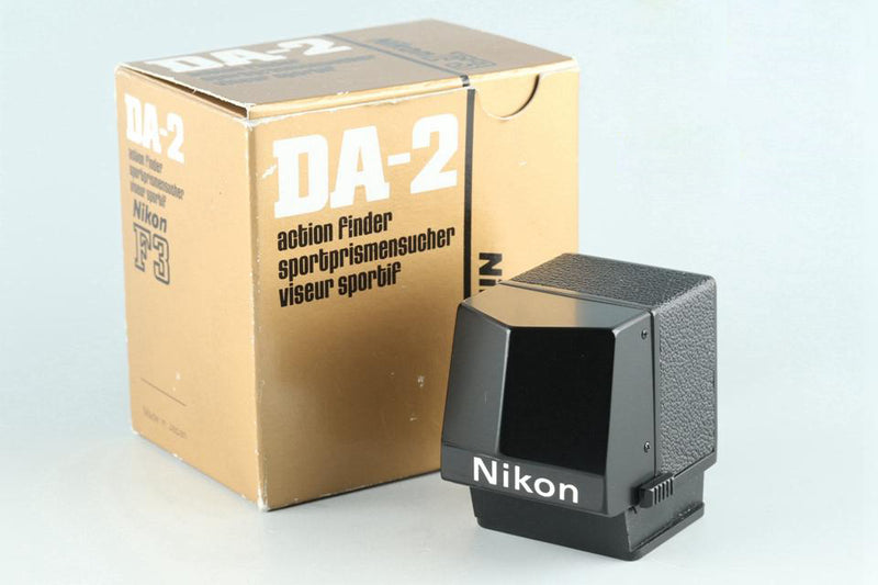 Nikon DA-2 Action Finder for F3 With Box #26431