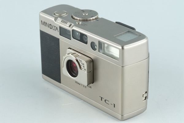 Minolta TC-1 35mm Point & Shoot Film Camera #26489D1