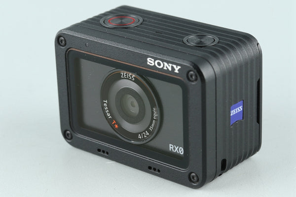 Sony Cyber-Shot DSC-RX0 Digital Camera With Box *Japanese Language Only* #26528