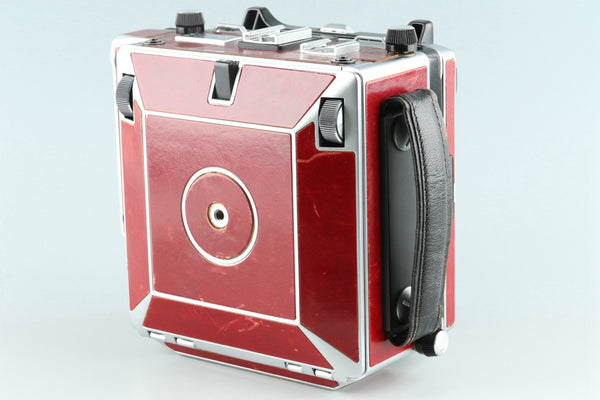Linhof Master Technika 50 Jahre 4x5 Large Format Film Camera #26540