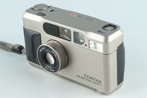 Contax T2 35mm Point & Shoot Film Camera #26542D1