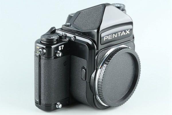 Pentax 67 TTL Medium Format SLR Film Camera #26557E4