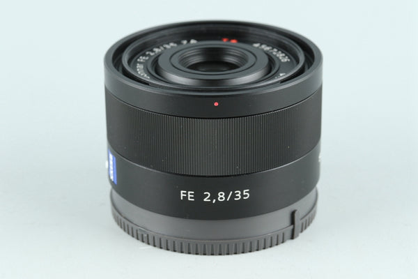 Sony Carl Zeiss Sonnar T* FE 35mm F/2.8 ZA Lens for Sony E #26629H3