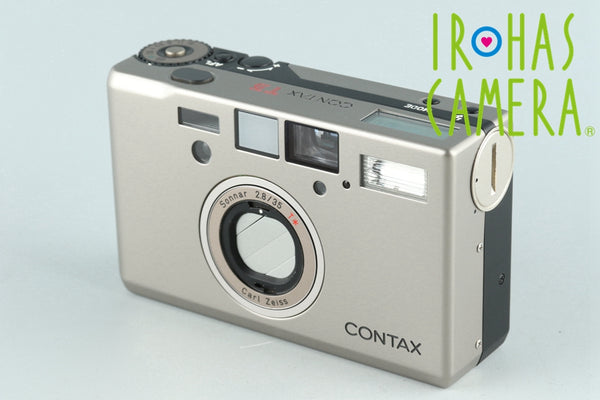 Contax T3 35mm Point & Shoot Film Camera #26652D1