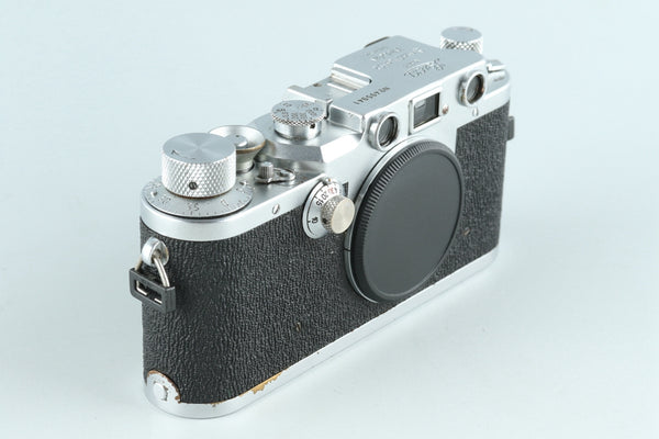 Leica Leitz IIIc 35mm Rangefinder Film Camera #26666D1