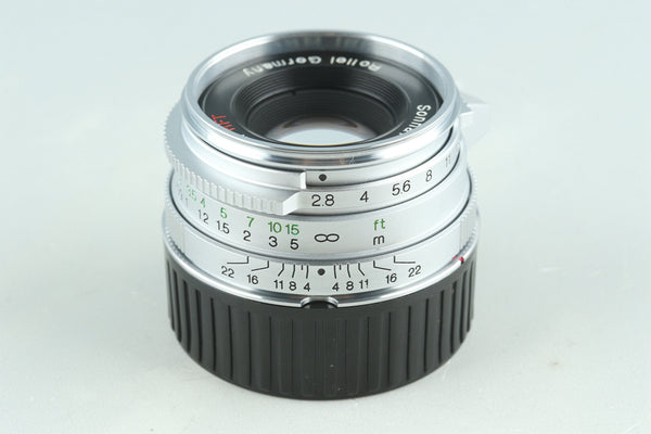 Rollei Sonnar 40mm F/2.8 HFT Lens for Leica L39 #26746C1