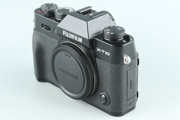 Fujifilm X-T10 Mirrorless Digital Camera #26812D5