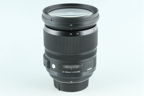 Sigma A 24-105mm F/4 DG OS HSM Lens for Nikon #26835