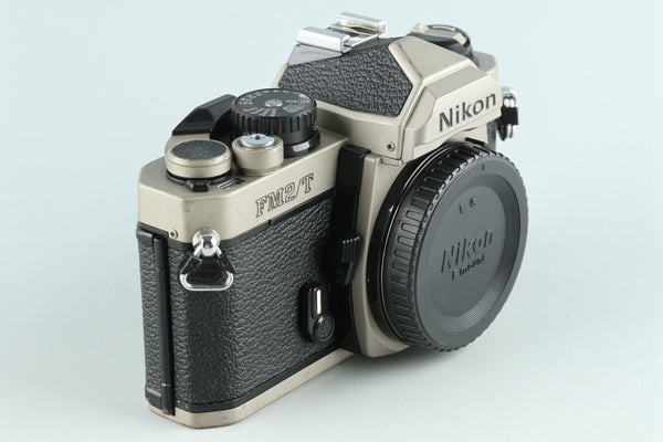 Nikon FM2/T 35mm SLR Film Camera #26846D3