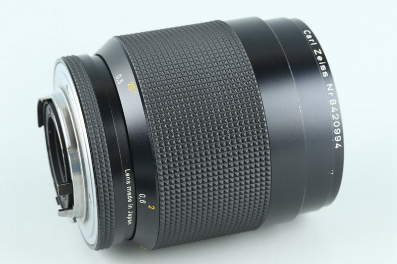 Contax Carl Zeiss Makro-Planar T* 100mm F/2.8 AEJ Lens for CY Mount #26969A2