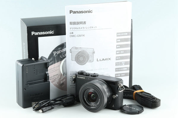 Panasonic Lumix DMC-GM1 Digital Camera With Box  *JP Language Only*#27028