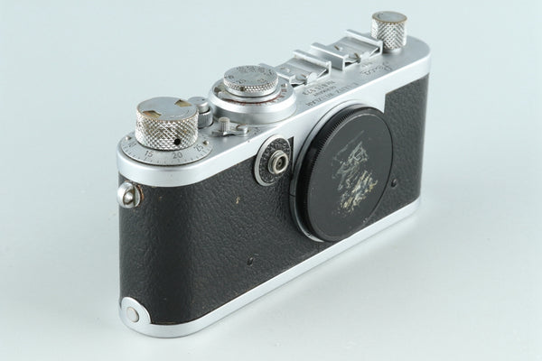 Leica Leitz If 35mm Film Camera #27054D2