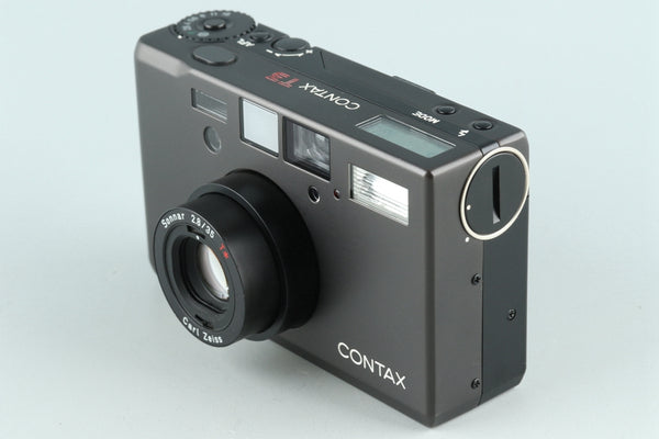 Contax T3 35mm Point & Shoot Film Camera #27074D1