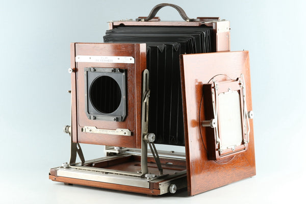 Deardorff 8x10 Wood Field Large Format Film Camera #27082G1