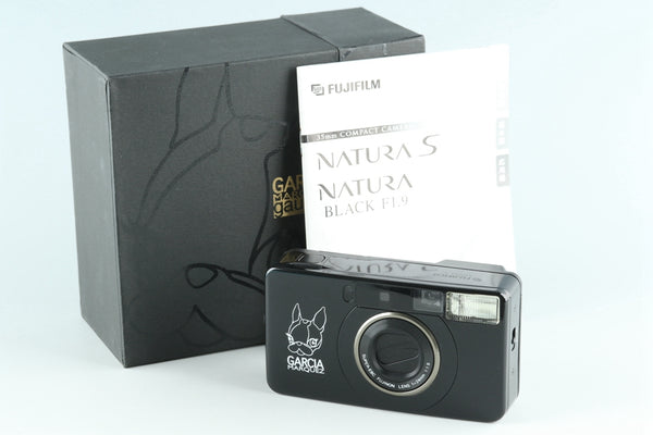 Fujifilm Natura S Garcia Marquez 35mm Point & Shoot Film Camera #27127