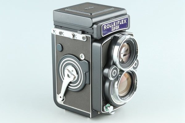 Rollei Rolleiflex 2.8 GX Expression Medium Format TLR Film Camera #27172E4