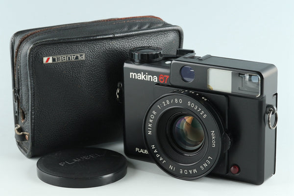 Plaubel Makina 67 Medium Format Rangefinder Film Camera #27188E3