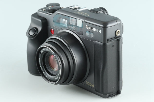 Fujifilm GA645Zi Medium Format Rangefinder Film Camera *Shutter Count 500* #27192E3