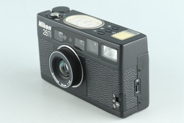 Nikon 28Ti 35mm Point & Shoot Film Camera #27198D3