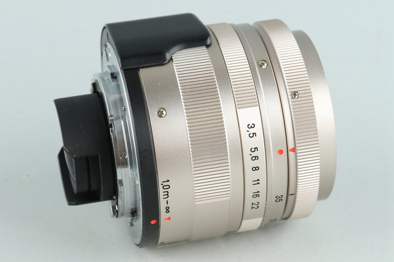 Contax Carl Zeiss Vario-Sonnar T* 35-70mm F/3.5-5.6 Lens for G1/G2 #27206A1