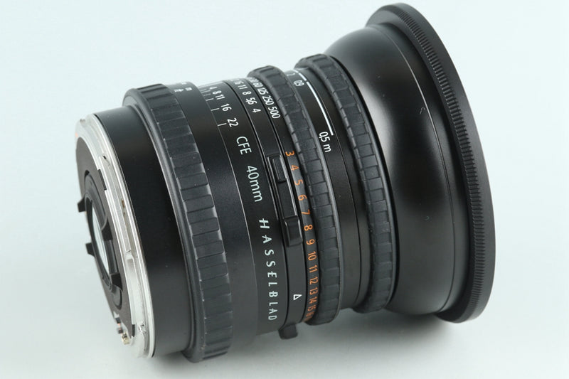 Hasselblad Carl Zeiss Distagon T* 40mm F/4 CFE Lens #27223C2