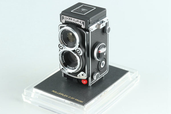 Sharan Rolleiflex 2.8F Model Mini Classic Camera Collection With Box #27235