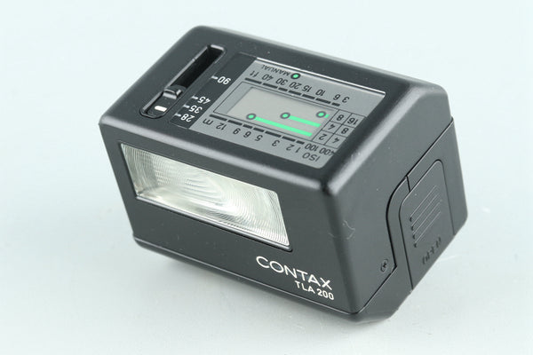 Contax TLA 200 Shoe Mount Flash #27243F3
